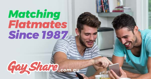 Gay share house melbourne victoria australia